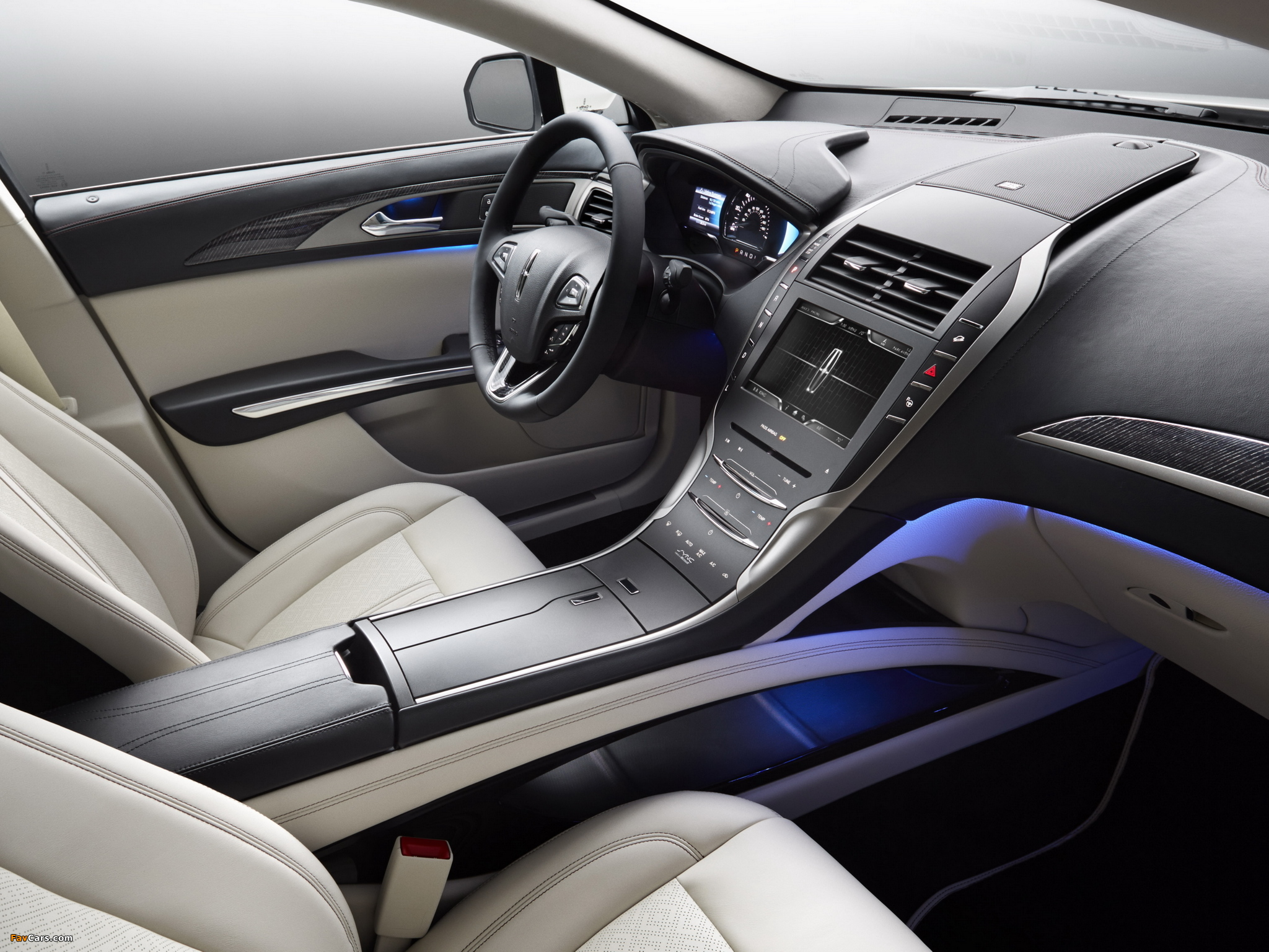 Images of Lincoln MKZ Black Label Modern Heritage Concept 2013 (2048 x 1536)