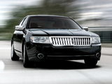 Lincoln MKZ 2006–09 photos