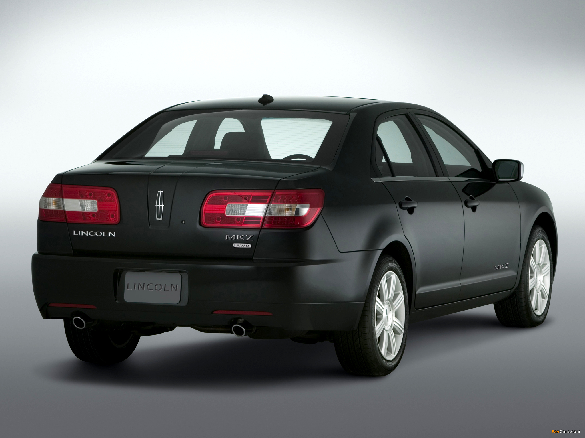 Lincoln MKZ 2006–09 pictures (2048 x 1536)