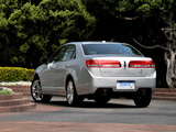 Lincoln MKZ 2009 images