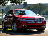 Lincoln MKZ Hybrid 2010 pictures