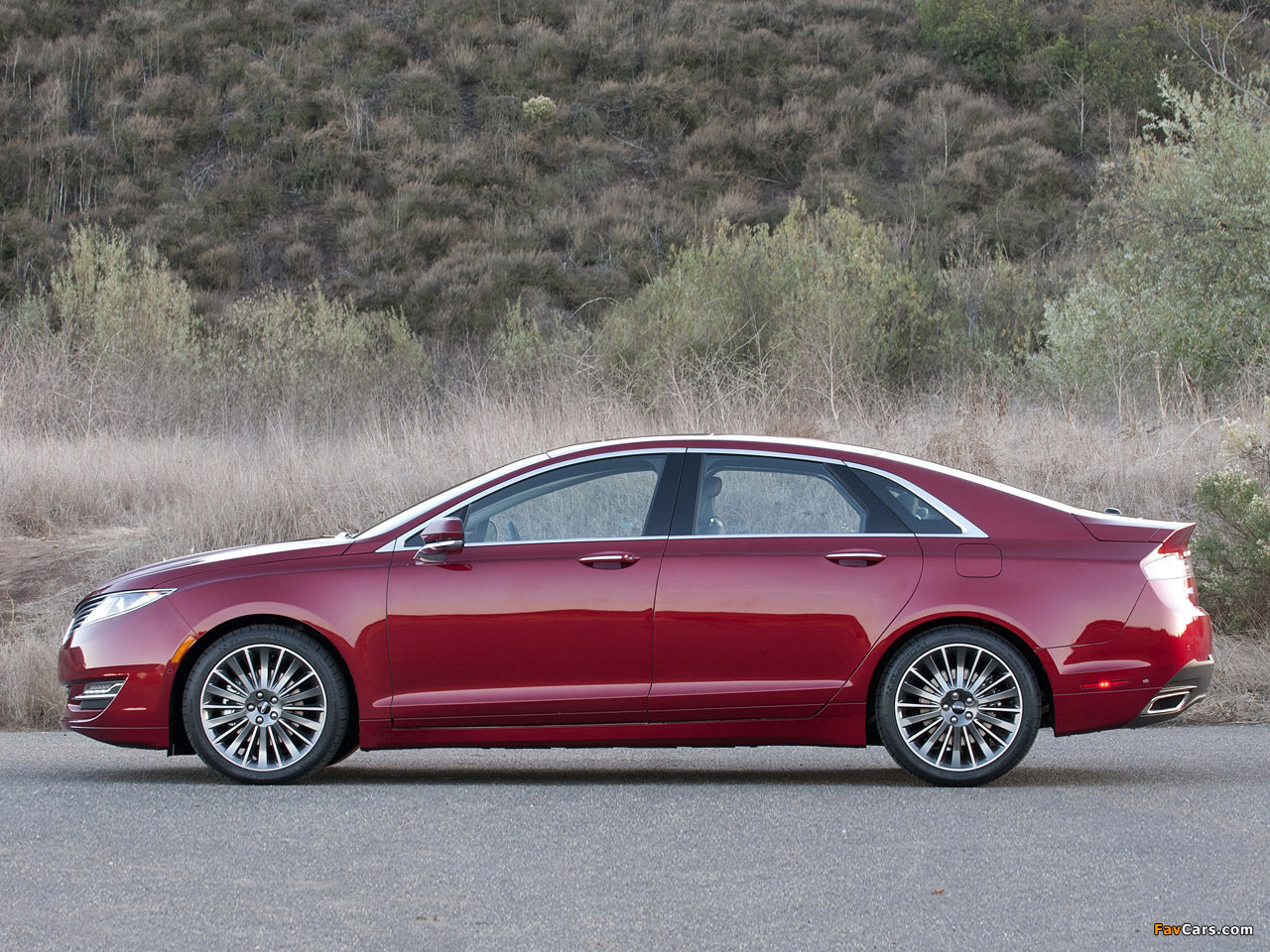 Lincoln MKZ 2012 images (1280 x 960)