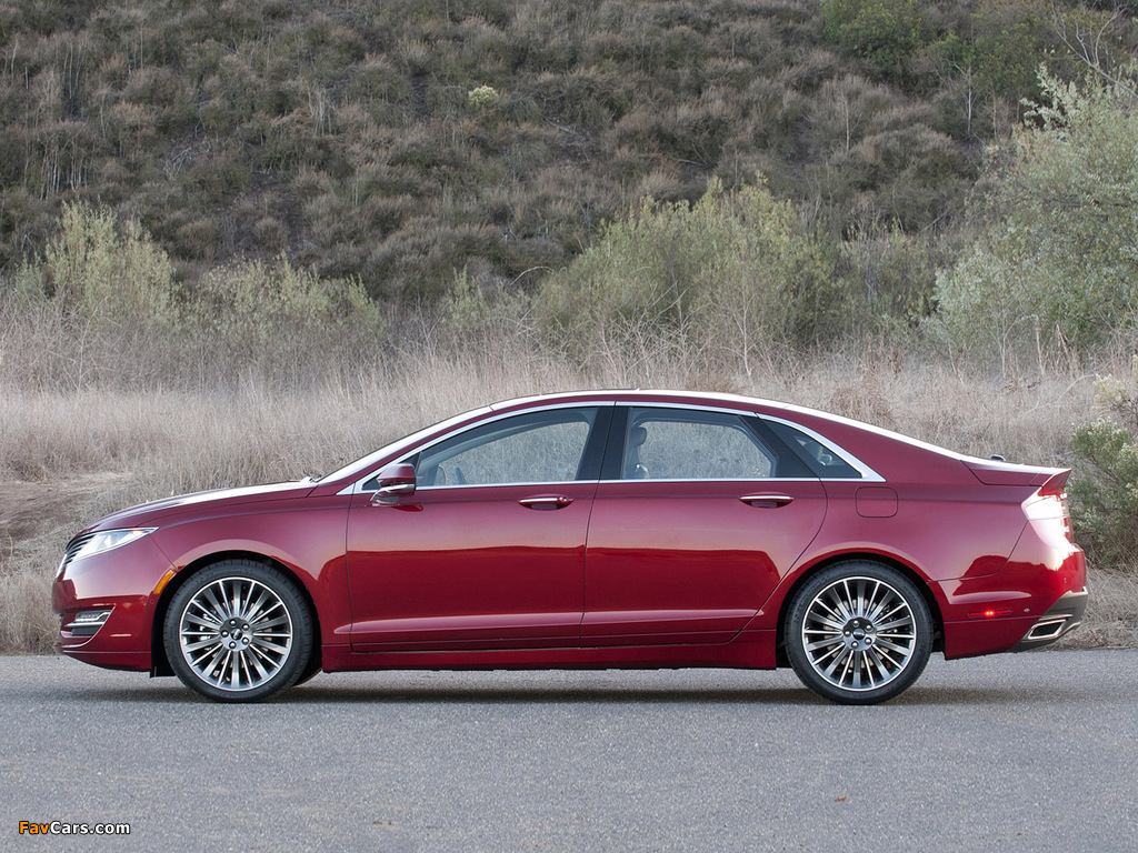 Lincoln MKZ 2012 images (1024 x 768)