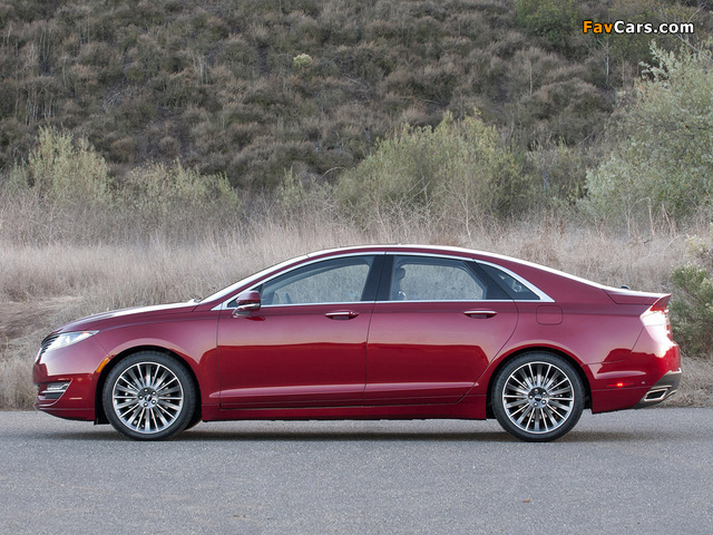 Lincoln MKZ 2012 images (640 x 480)