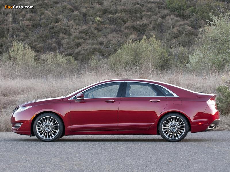 Lincoln MKZ 2012 images (800 x 600)