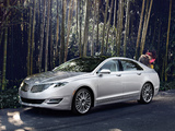 Lincoln MKZ Hybrid 2012 photos