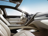 Lincoln MKZ Concept 2012 photos