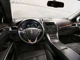 Lincoln MKZ 2012 photos
