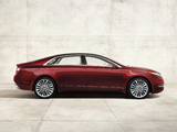 Lincoln MKZ Concept 2012 pictures