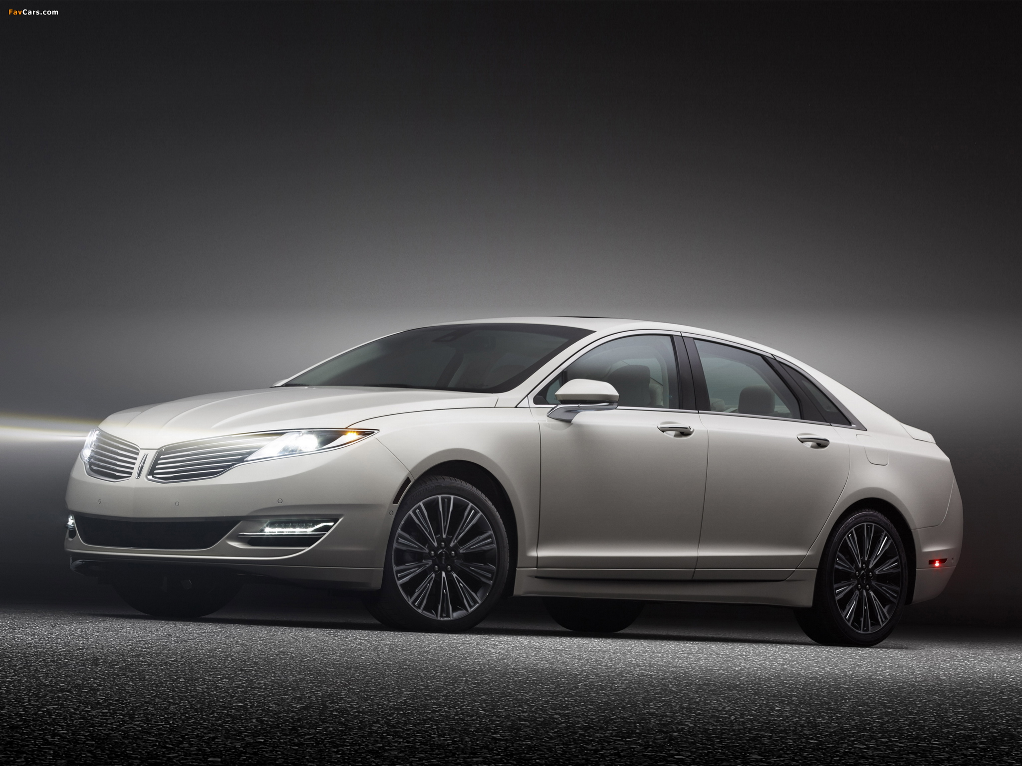 Lincoln MKZ Black Label Modern Heritage Concept 2013 images (2048 x 1536)