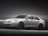Lincoln MKZ Black Label Modern Heritage Concept 2013 images