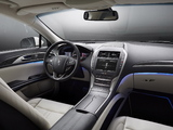 Lincoln MKZ Black Label Modern Heritage Concept 2013 wallpapers