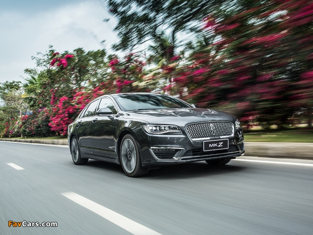 Lincoln MKZ H China 2017 images (640 x 480)