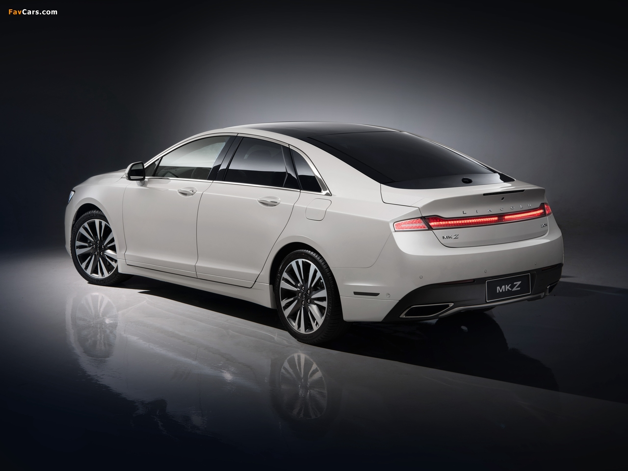 Lincoln MKZ H China 2017 pictures (1280 x 960)