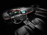 Photos of Lincoln MKZ Hybrid 2010