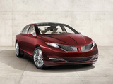 Photos of Lincoln MKZ Concept 2012