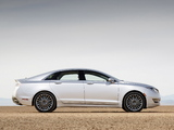 Photos of Lincoln MKZ Hybrid 2012