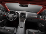Photos of Lincoln MKZ Black Label Center Stage Concept 2013