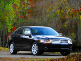 Pictures of Lincoln MKZ 2006–09