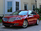Lincoln MKZ Hybrid 2010 wallpapers