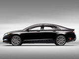 Lincoln MKZ Black Label Center Stage Concept 2013 wallpapers