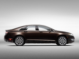 Wallpapers of Lincoln MKZ Black Label Indulgence Concept 2013