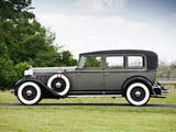 Images of Lincoln Model K Enclosed Drive Limousine by Willoughby (201-215) 1931