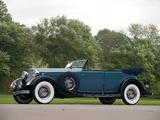 Images of Lincoln Model KA Custom Convertible Sedan by Dietrich 1933