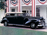 Images of Lincoln Model K Sunshine Special Presidential Convertible Limousine 1939