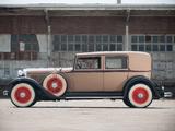 Images of Lincoln K Town Sedan 1931