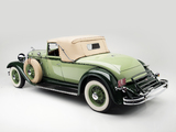 Lincoln K Convertible Coupe 1931 images