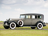Lincoln Model K Enclosed Drive Limousine by Willoughby (201-215) 1931 images