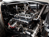 Lincoln Model K Enclosed Drive Limousine by Willoughby (201-215) 1931 wallpapers