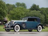 Lincoln Model KA Custom Convertible Sedan by Dietrich 1933 photos