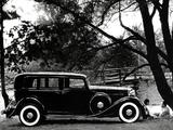 Lincoln Model KA Sedan (517-A) 1933 pictures