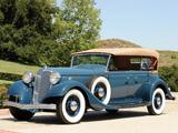 Lincoln Model KB Sport Phaeton (252-B) 1933 pictures