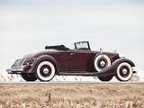 Lincoln Model KA Convertible Roadster 1934 images