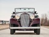 Lincoln Model KA Convertible Roadster 1934 wallpapers