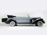 Lincoln Model K 7-passenger Touring by Willoughby 1937 images