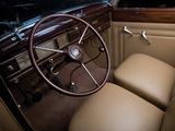 Lincoln Model K Convertible Victoria by Brunn 1937 wallpapers
