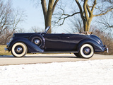 Lincoln Model K Convertible Victoria 1939 images