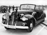Lincoln Model K Sunshine Special Presidential Convertible Limousine 1939 photos