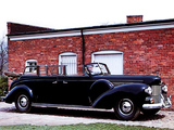 Lincoln Model K Sunshine Special Presidential Convertible Limousine 1939 wallpapers