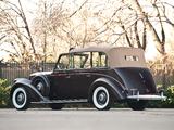 Lincoln Model K Convertible Sedan by LeBaron 1939 wallpapers