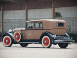 Lincoln K Town Sedan 1931 images