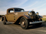 Lincoln KA V8 Coupe 1932 pictures