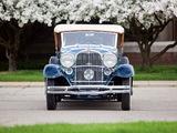 Photos of Lincoln Model K Dual Cowl Sport Phaeton (202-A) 1931