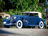 Photos of Lincoln Model KB Convertible Sedan by Dietrich 1934