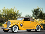 Photos of Lincoln Model K Convertible Roadster by LeBaron (542) 1935
