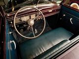 Photos of Lincoln Model K Convertible Sedan by LeBaron 1939